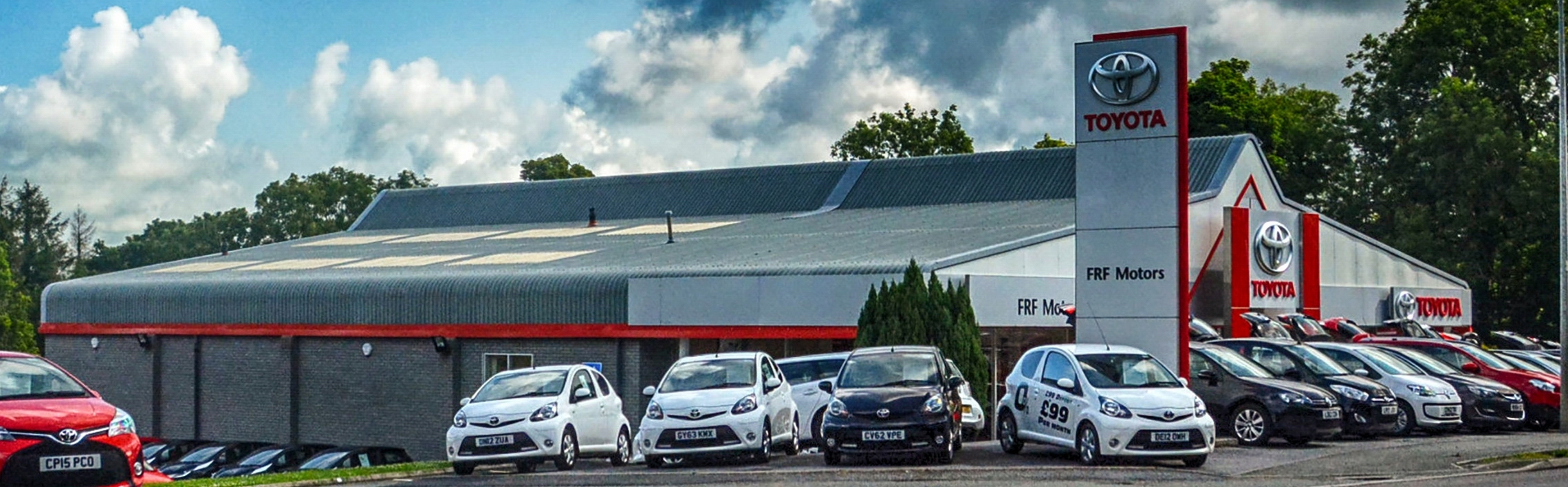 FRF Toyota Haverfordwest